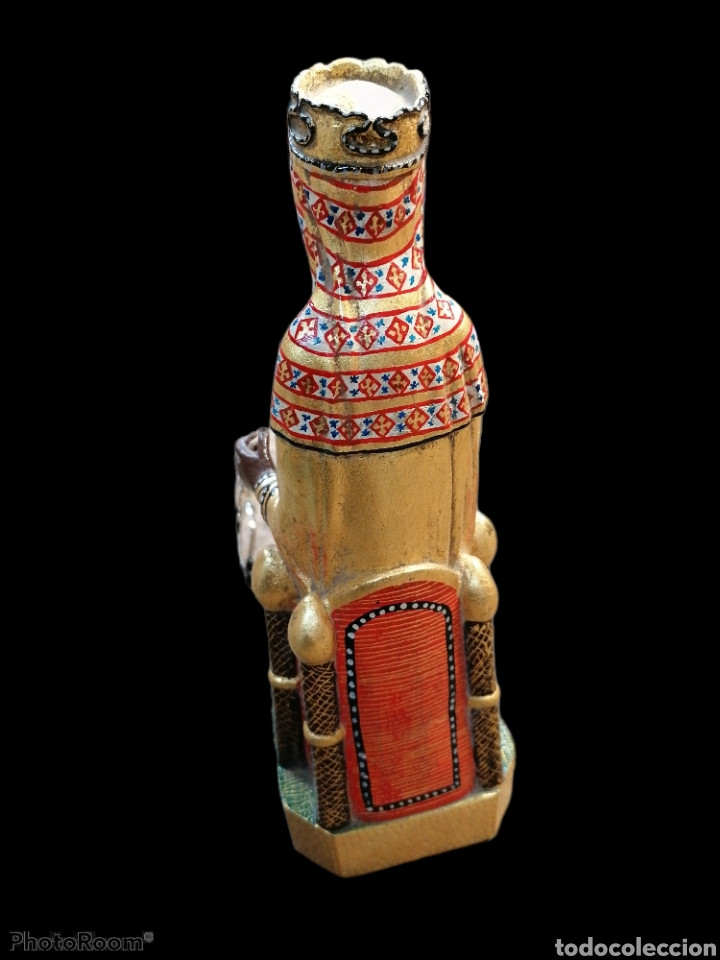 Arte: Virgen de Montserrat madera abedul - Foto 3 - 223193262