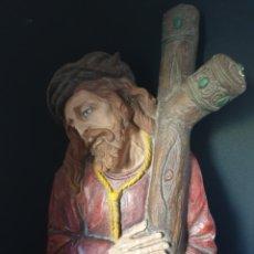 Arte: ANTIGUO RETABLO RELIGIOSO. Lote 261606295