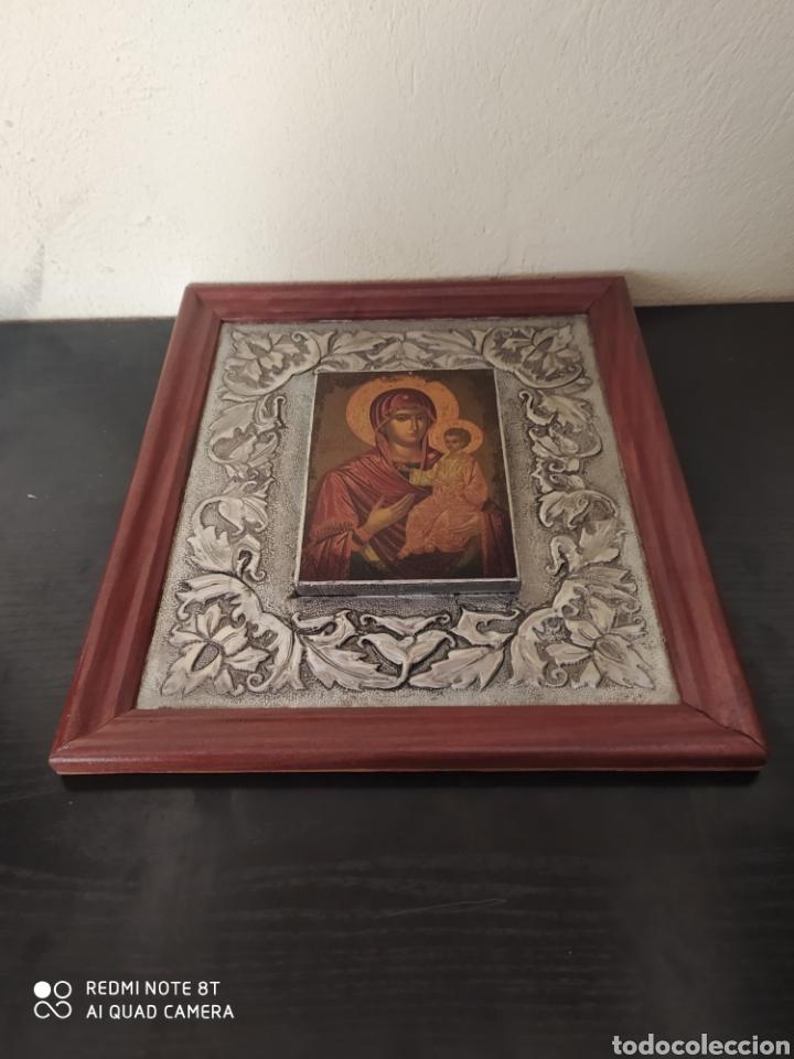 Arte: Cuadro religioso embosado - Foto 2 - 261666635