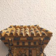 Arte: ANTIGUA Y MARAVILLOSA FIGURA ARTESANAL DEL CRISTO DE LOS FAROLES. Lote 261920800