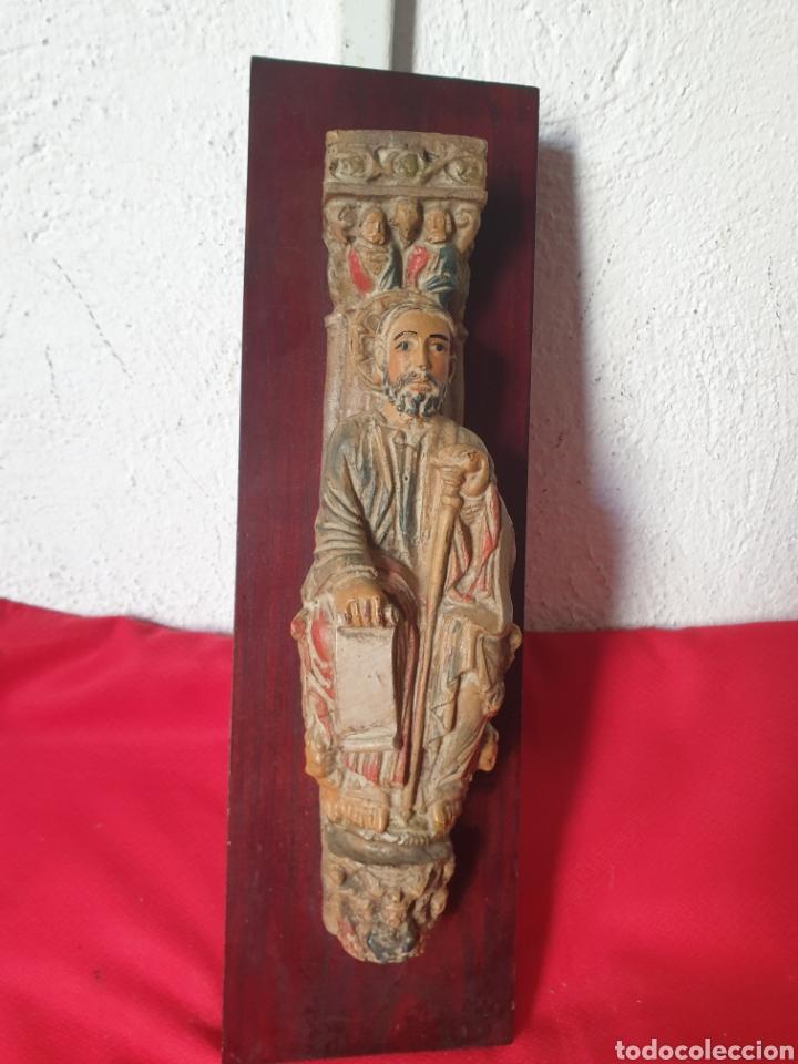 ANTIGUO RETABLO RELIGIOSO (Arte - Arte Religioso - Retablos)