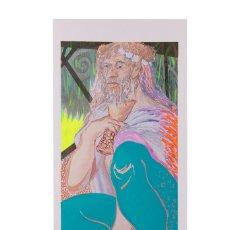 Arte: CARLOS FRANCO (MADRID 1951) - ACUÁTICO - 2005. Lote 265171594