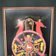 Arte: QUIEN ES DIGNO, BEATO DE LIEBANA, COMENTARIOS AL APOCALIPSIS, MOLEIRO 2006, CUADRO. Lote 267567104