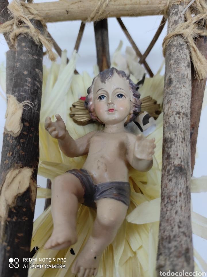 Arte: Guapísimo niño Jesús (no plástico). - Foto 3 - 267906714