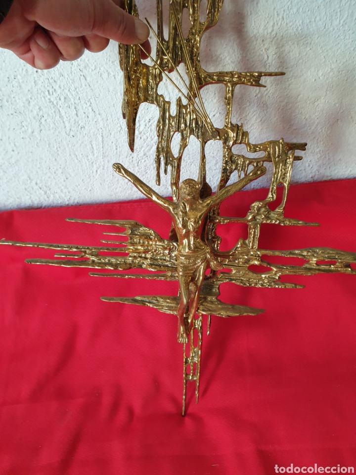 ANTIGUO CRUCIFIJO (Arte - Arte Religioso - Retablos)