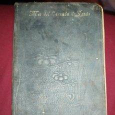 Arte: MES DEL CORAZÓN DE JESÚS 1917 P. FRANCISCO JAVIER GAUTRELET APOSTOLADO DE LA PRENSA. Lote 269492898