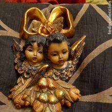 Arte: MAGNIFICA FIGURA RELIGIOSA DE PUJOL CASTILLON. Lote 270652053