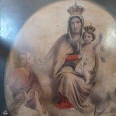 Arte: ANTIGUO CUADRO RELIGIOSO. Lote 271992053