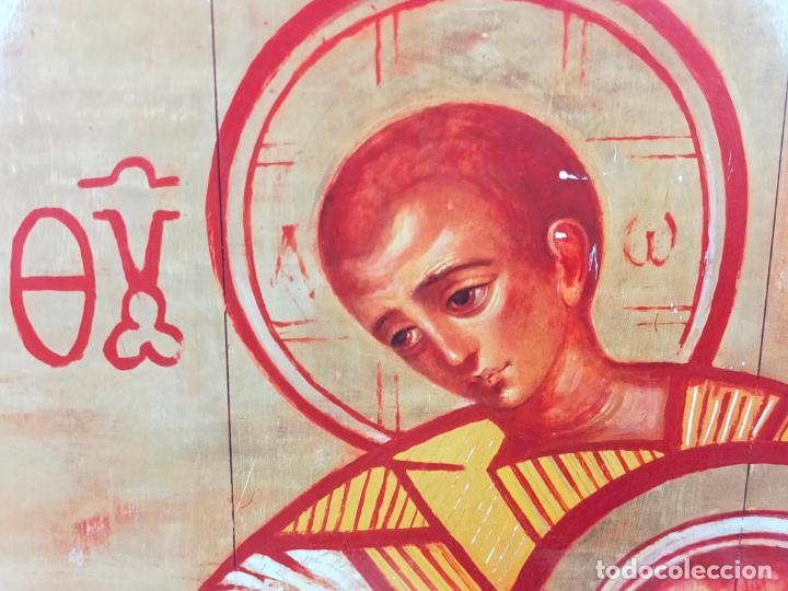 Arte: ICONO RELIGIOSO 30X37 CM - Foto 2 - 275767998