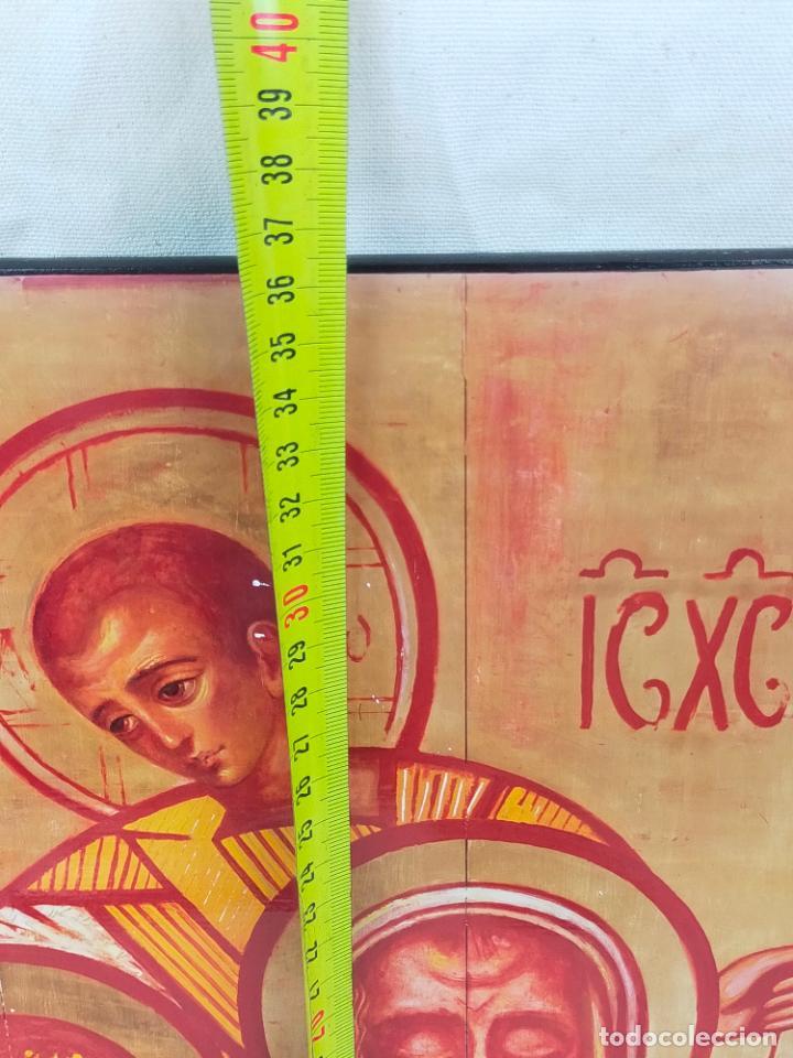 Arte: ICONO RELIGIOSO 30X37 CM - Foto 5 - 275767998