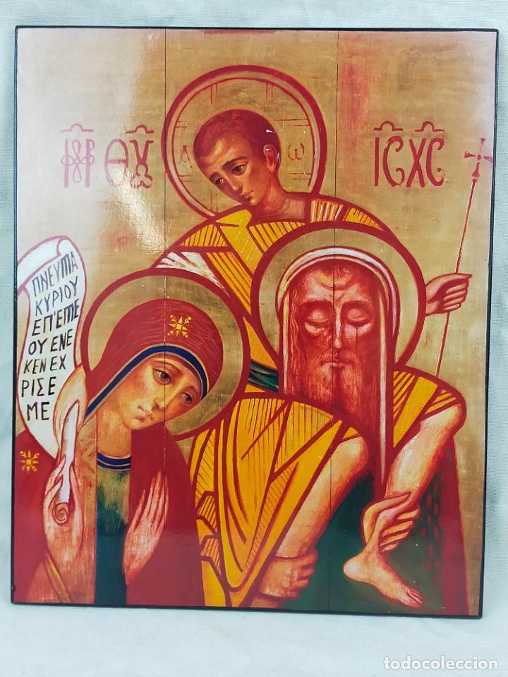 ICONO RELIGIOSO 30X37 CM (Arte - Arte Religioso - Iconos)