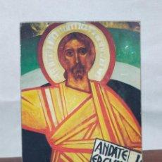 Arte: ICONO RELIGIOSO. Lote 275891023