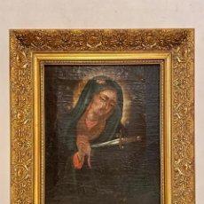 Arte: ATRIBUIDO A GASPAR DE LA HUERTA, DOLOROSA.. Lote 276080013