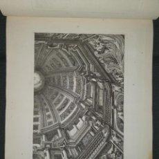Arte: 1711. IMPORTANTE LIBRO ALEMÁN DE GRABADOS: ARCHITECTURA CIVILIS.. Lote 276269883