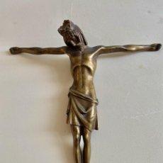Arte: CRISTO, HISTORICISMO NEOMEDIEVAL.. Lote 276964048