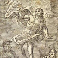 Arte: VIDA DE JESUCRISTO. 8 ESTAMPAS RELIGIOSAS. GRABADOS SOBRE PAPEL. ESPAÑA. SIGLO XVIII-XIX. Lote 277004198