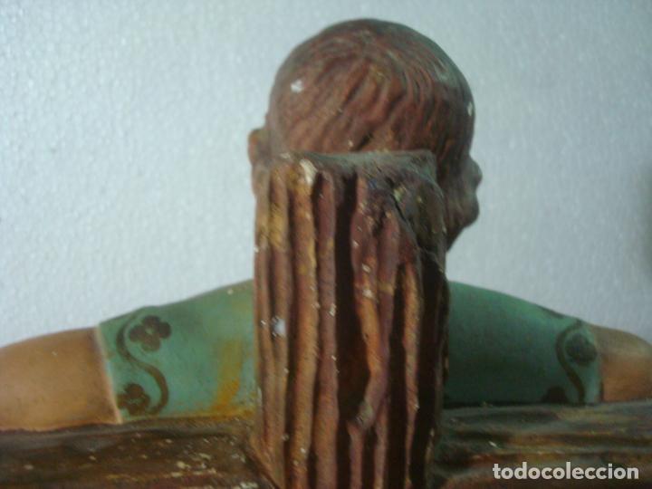 Arte: NIÑO JESUS EN LA CRUZ SAN JUANITO - Foto 14 - 277648683