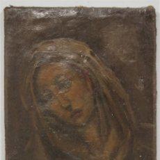 Arte: DOLOROSA. OLEO S/ LIENZO. ESCUELA ESPAÑOLA. SIGLO XVIII. Lote 278368913