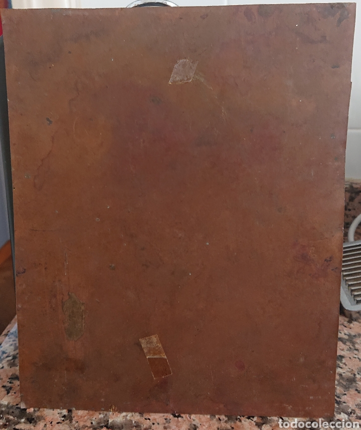 Arte: Óleo sobre cobre, excepcional, gran calidad, siglo XVIII - XIX, ved fotos - Foto 8 - 278424273