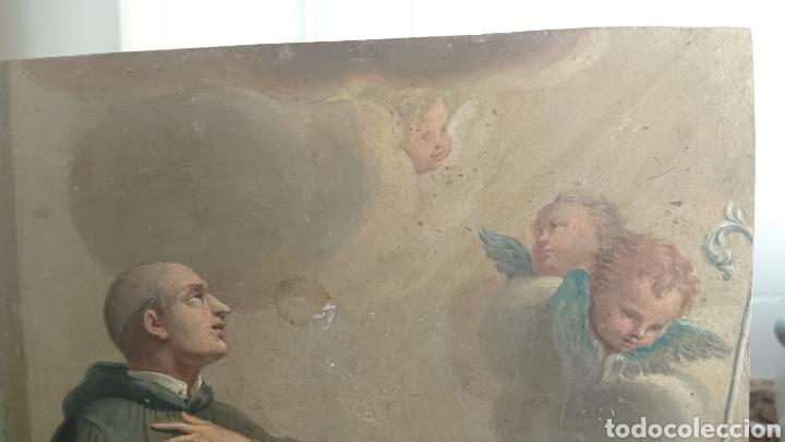 Arte: Óleo sobre cobre, excepcional, gran calidad, siglo XVIII - XIX, ved fotos - Foto 10 - 278424273