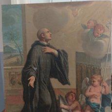 Arte: ÓLEO SOBRE COBRE, EXCEPCIONAL, GRAN CALIDAD, SIGLO XVIII - XIX, VED FOTOS. Lote 278424273