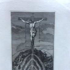 Arte: MONTE DA PERFEIÇÃO. DIMENS. 19, 9 X 28,9 CM. SIGLO XVIII. SALIDA A 0.01€. Lote 279371998