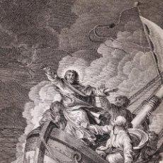 Arte: 15 ESTAMPAS RELIGIOSAS. GRABADOS SOBRE PAPEL. DIVERSOS AUTORES. ESPAÑA. SIGLO XVIII-XIX. Lote 279419003