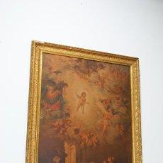 Arte: CINCOGRAFIA O CROMOLITO DE SAN ANTONIO. Lote 279525688