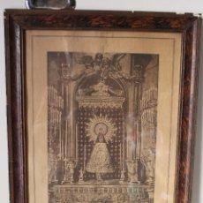 Arte: CUADRO XLX CENTENARIO DE LA VENIDA DE LA VIRGEN DEL PILAR 1940. Lote 284553108