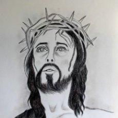 Arte: CRISTO OBRA DE GILABERTE. Lote 284724833