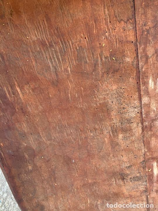 Arte: Retablo religioso de madera xvi-xvii - Foto 19 - 285149333