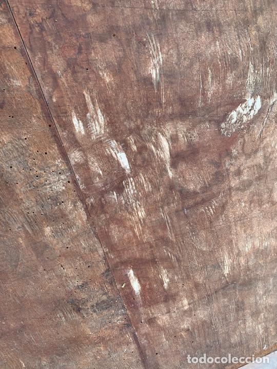 Arte: Retablo religioso de madera xvi-xvii - Foto 20 - 285149333