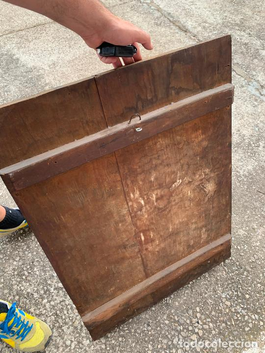 Arte: Retablo religioso de madera xvi-xvii - Foto 21 - 285149333