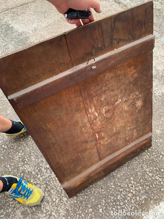 Arte: Retablo religioso de madera xvi-xvii - Foto 22 - 285149333