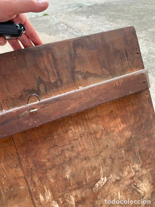 Arte: Retablo religioso de madera xvi-xvii - Foto 26 - 285149333