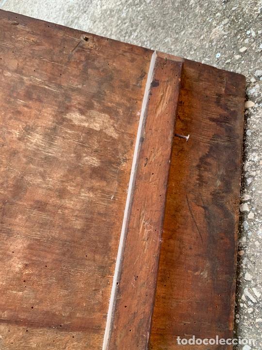 Arte: Retablo religioso de madera xvi-xvii - Foto 28 - 285149333