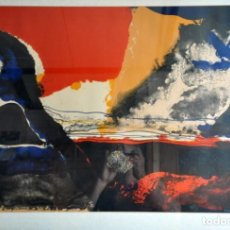 Arte: GUINOVART I BERTRAN, JOSEP (BARCELONA 1927-2007). Lote 286151493