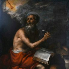 Arte: ESCUELA MADRILEÑA SIGLO XVII. CÍRCULO DE JUAN CARREÑO DE MIRANDA. Lote 286478283