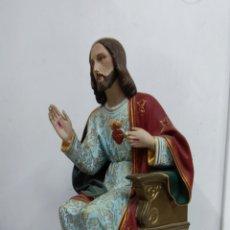 Arte: SAGRADO CORAZÓN DE JESÚS. Lote 286715273