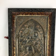 Arte: RETABLO RELIGIOSO 45 X 34 CM. Lote 286816043