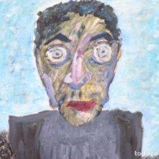 Arte: EL NEGRO DE BUÑOL - ANÓNIMO. Lote 286847788