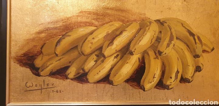 ÓLEO SOBRE TABLA CON PAN DE ORO (Arte - Arte Religioso - Pintura Religiosa - Oleo)