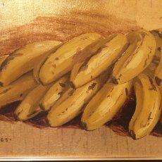 Arte: ÓLEO SOBRE TABLA CON PAN DE ORO. Lote 286902268
