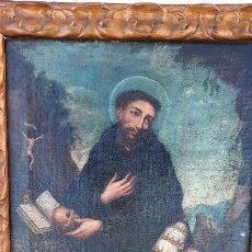 Arte: PINTURA AL OLEO COLONIAS SIGLO XVII-XVII. Lote 291215388