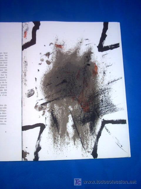 Arte: TÀPIES - DERRIÈRE LE MIROIR - - n º 175 – diciembre 1968 - Foto 5 - 27615311