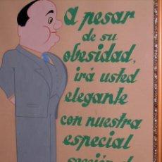 Arte: LOS GORDOS TAMBIEN TRIUNFAN. Lote 7906468