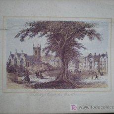 Arte: TRINITY CHURCH, EASTBOURNE. Lote 18013848