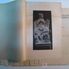Arte: ESCULTURAS BARCELONA - LOTE 12 LAMINAS FOTOGRAFICAS. Lote 11548571