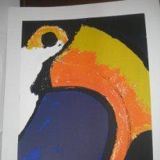 Arte: CARPETA SERIGRÁFICA DE XAVIER MAGALHÂES, TITULADA:TERRA BRASILIS II. Lote 12919920