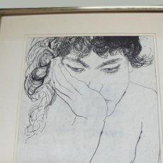 Arte: CLAVO , BONITO ¿IMPRESO? CON TOQUES A PLUMILLA. Lote 27230178